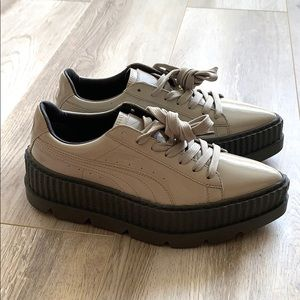 Fenty by Rihanna Patent Leather Creepers- W Sz. 6!